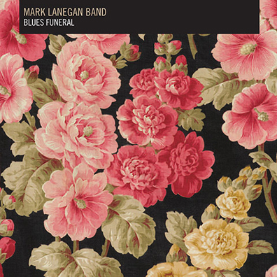 Mark Lanegan Band, Blues Funeral, album artwork